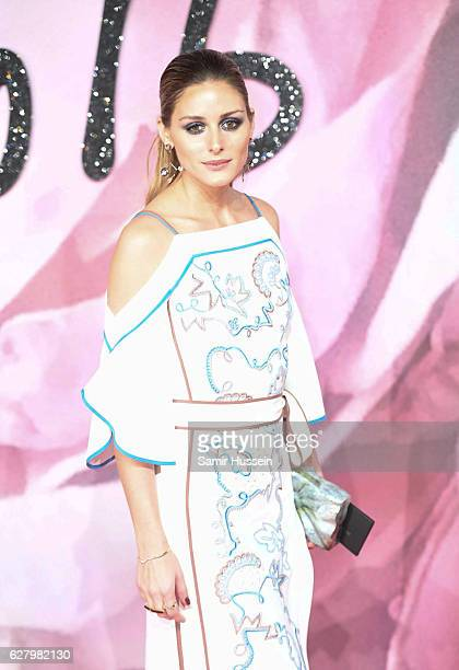 Olivia Palermo attends The Fashion Awards 2016 on December 5 2016 in London United Kingdom