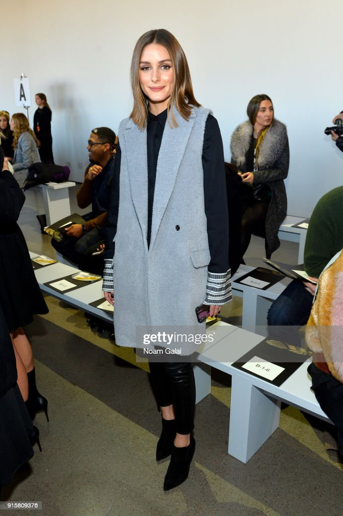Noon By Noor - Front Row - February 2018 - New York Fashion Week: The Shows