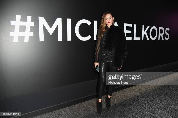 Olivia Palermo attends the Jump Into Spring MICHAEL Michael Kors Spring 2019 Launch Party at Dolby Soho on February 5 2019 in New York City