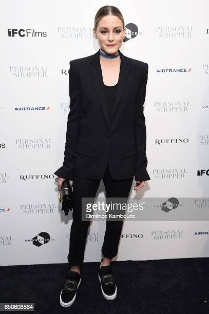 Olivia Palermo attends the 'Personal Shopper' premiere at Metrograph on March 9 2017 in New York City