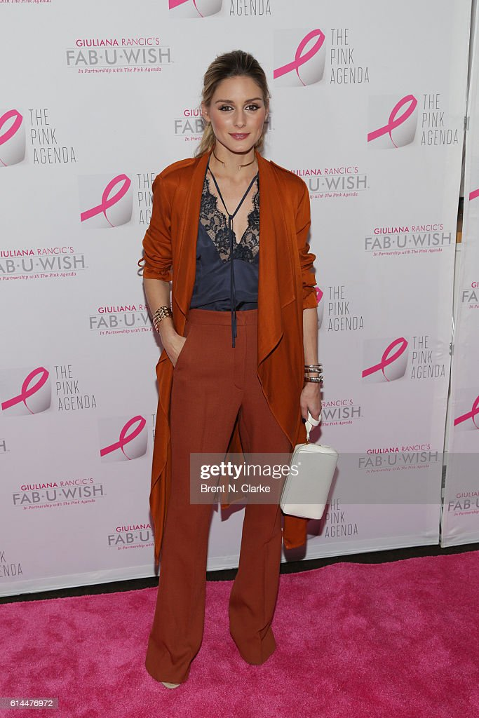 The Pink Agenda 2016 Gala - Arrivals