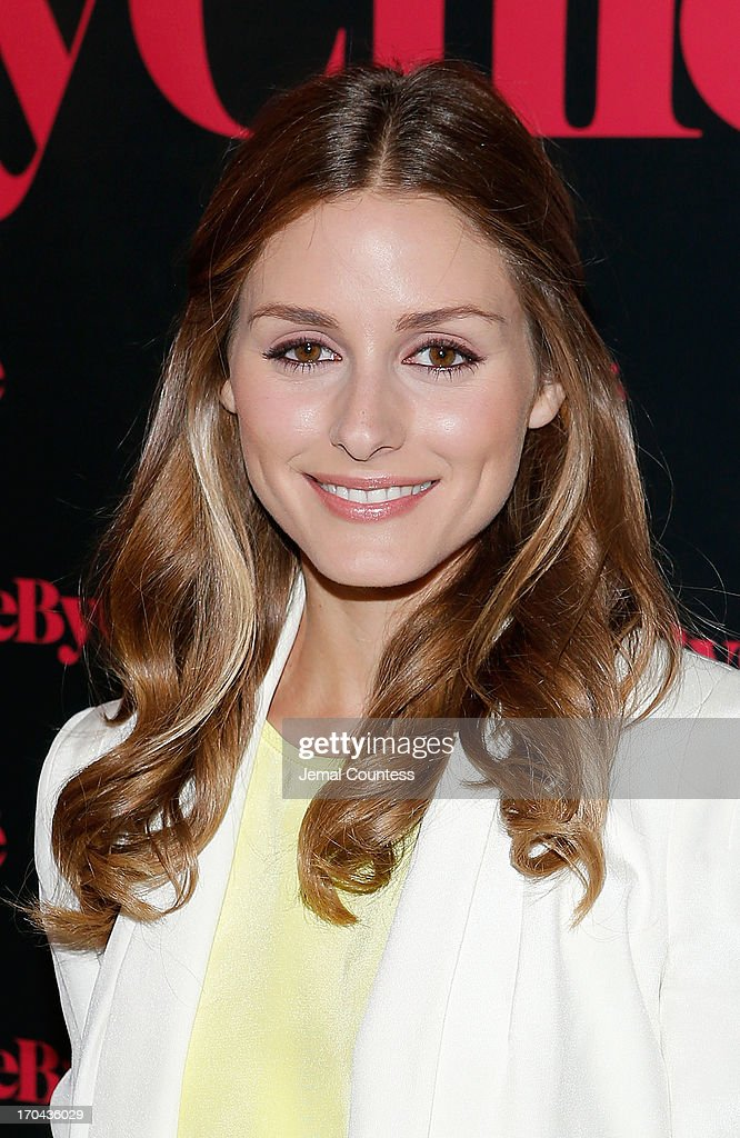 Olivia Palermo attends the SeeByChloe Spring 2014 collection and premiere fragrance celebration at Industria Superstudio on June 12, 2013 in New York City.