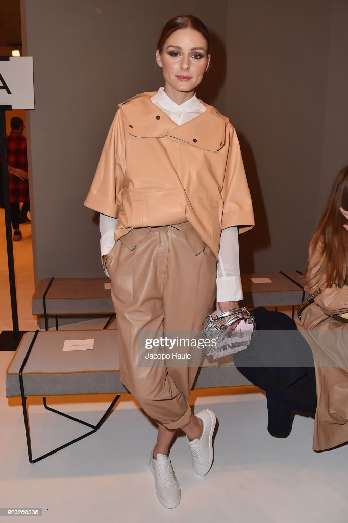 Tod's - Front Row - Milan Fashion Week Fall/Winter 2018/19