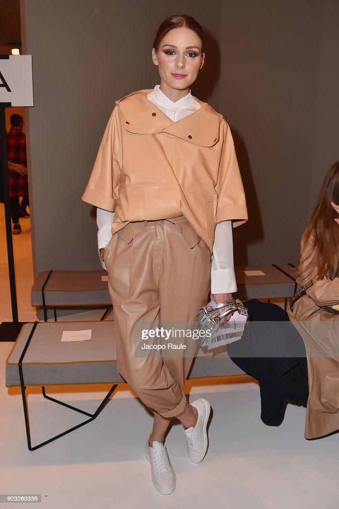 Tod's - Front Row - Milan Fashion Week Fall/Winter 2018/19