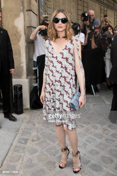 Olivia Palermo attends the Valentino Haute Couture Fall/Winter 20172018 show as part of Paris Fashion Week on July 5 2017 in Paris France