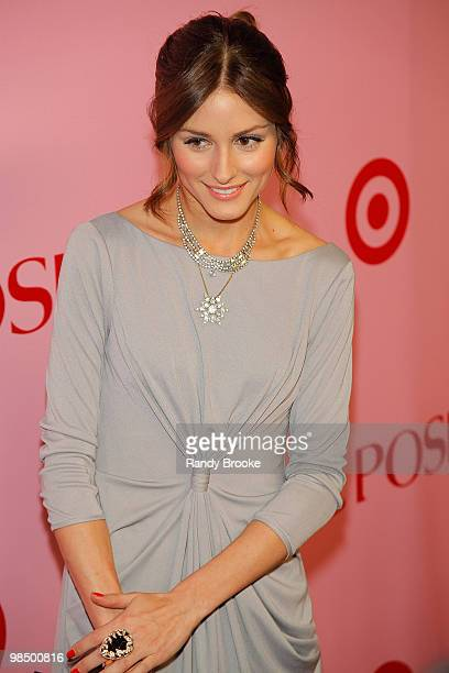Olivia Palermo attends the Zac Posen for Target Collection launch party at the New Yorker Hotel on April 15, 2010 in New York City.