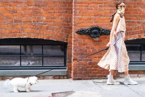 NY: Celebrity Sightings In New York City - July 15, 2020