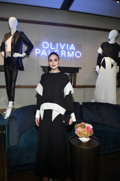 NY: Olivia Palermo Collection - Presentation - February 2020 - New York Fashion Week: The Shows