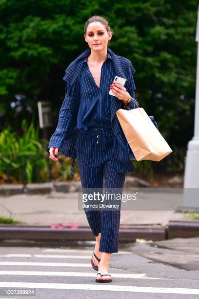 Taylor Swift seen out and about in Manhattan on July 20 2018 in New York City