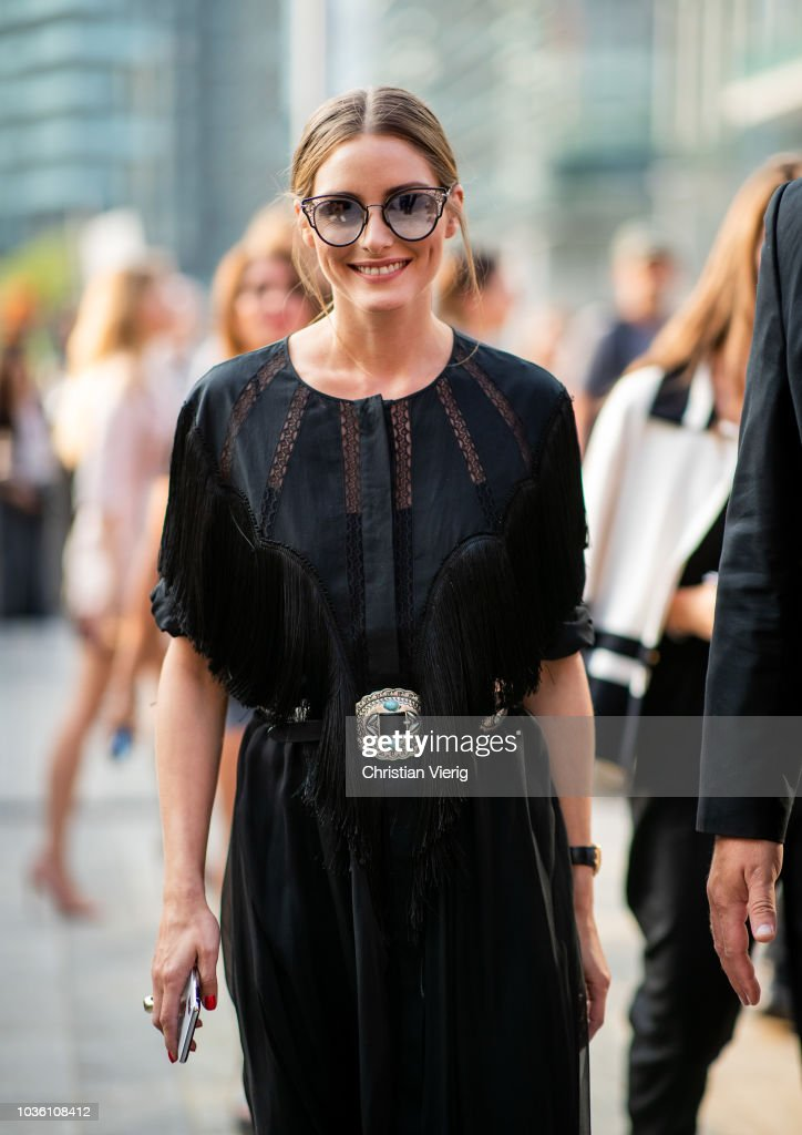 d8426424c609 Street Style  September 19 - Milan Fashion Week Spring Summer 2019   News  Photo