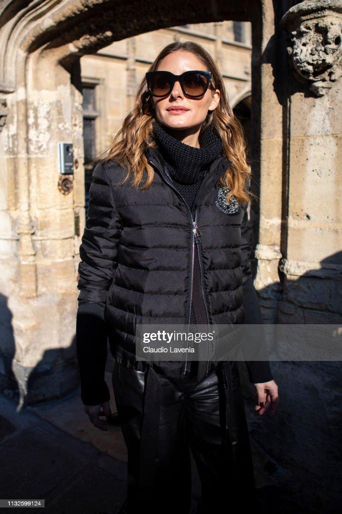 ce716fbb3e Street Style - Paris Fashion Week Womenswear Fall/Winter 2019/2020 : Day  Three