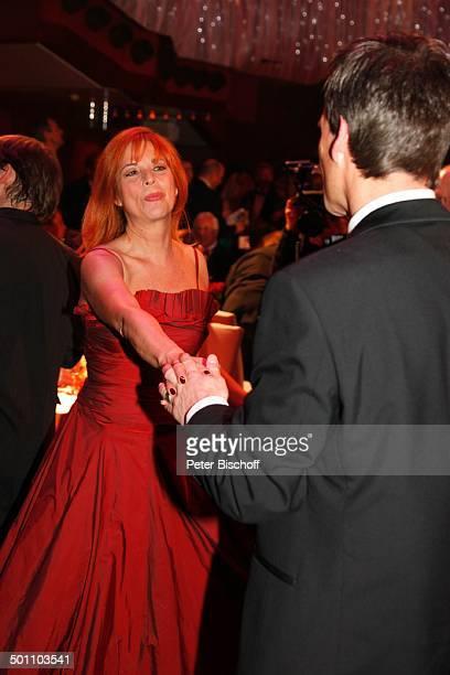 "Olivia Pascal , Ehemann Peter Kanitz, Gala-Veranstaltung 27. ""Deutscher Opernball"" 2009, ""Alte Oper"", Frankfurt, Hessen, Deutschland, Europa,..."