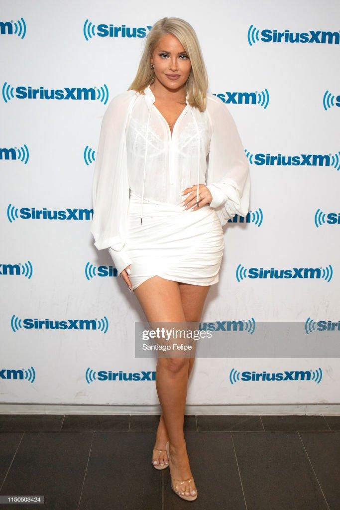 NY: Celebrities Visit SiriusXM - May 20, 2019