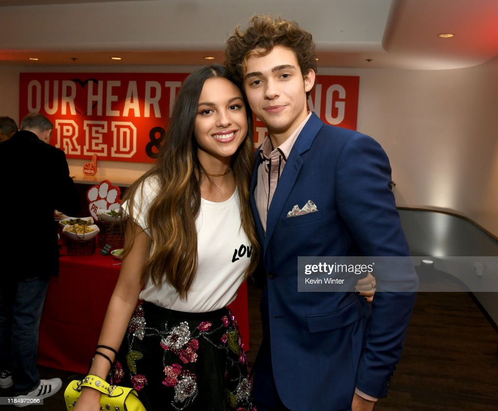 "Premiere Of Disney+'s ""High School Musical: The Musical: The Series"" - After Party : News Photo"