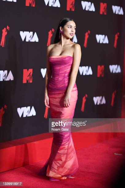 Olivia Rodrigo attends the 2021 MTV Video Music Awards at Barclays Center on September 12, 2021 in the Brooklyn borough of New York City.
