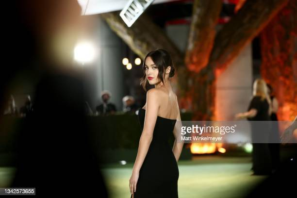 Olivia Rodrigo attends The Academy Museum of Motion Pictures Opening Gala at The Academy Museum of Motion Pictures on September 25, 2021 in Los...