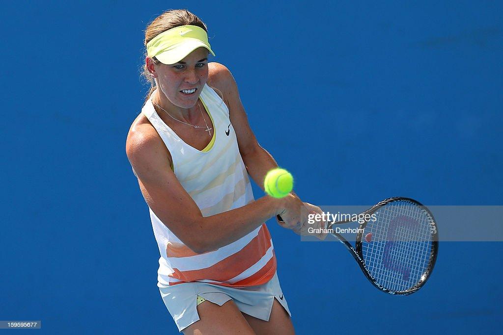 2013 Australian Open - Day 4 : News Photo