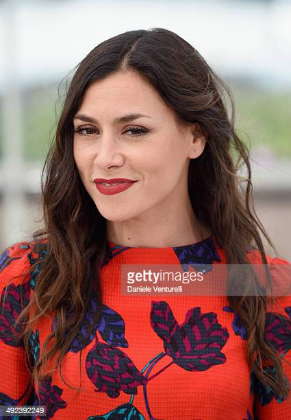Olivia Ruiz attends the ADAMI Photocall at the 67th Annual Cannes Film Festival on May 20 2014 in Cannes France