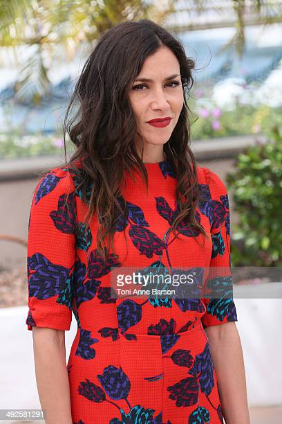 Olivia Ruiz attends the ADAMI Photocall at the 67th Annual Cannes Film Festival on May 20, 2014 in Cannes, France.