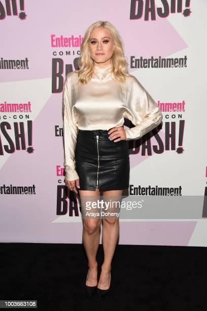 Olivia Taylor Dudley attends Entertainment Weekly's ComicCon Bash held at FLOAT Hard Rock Hotel San Diego on at Float at Hard Rock Hotel San Diego on...