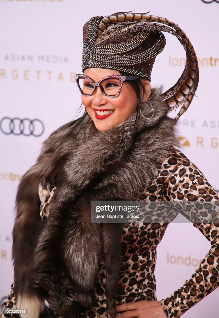 Olivia Tu Tran Ma Attends The Unforgettable Gala 2018 At The Beverly News Photo Getty Images