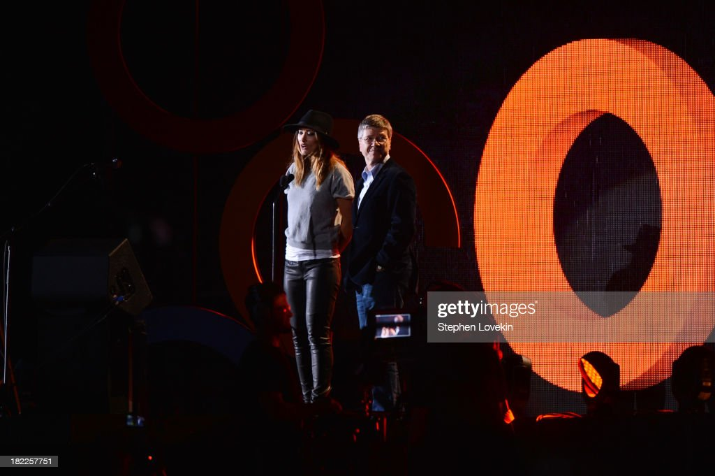 2013 Global Citizen Festival in Central Park To End Extreme Poverty - Show