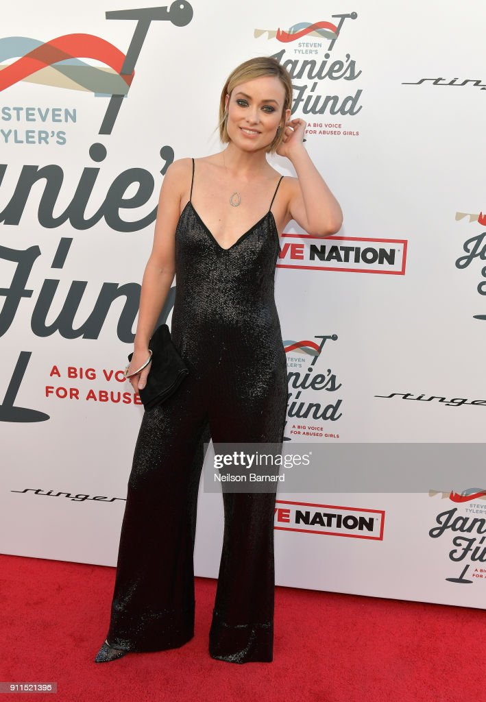 Steven Tyler And Live Nation Presents Inaugural Gala Benefitting Janie's Fund - Arrivals