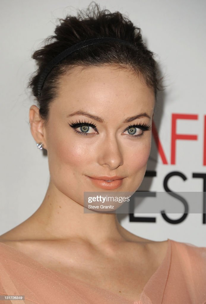 Actress Olivia Wilde arrives at the Butter special