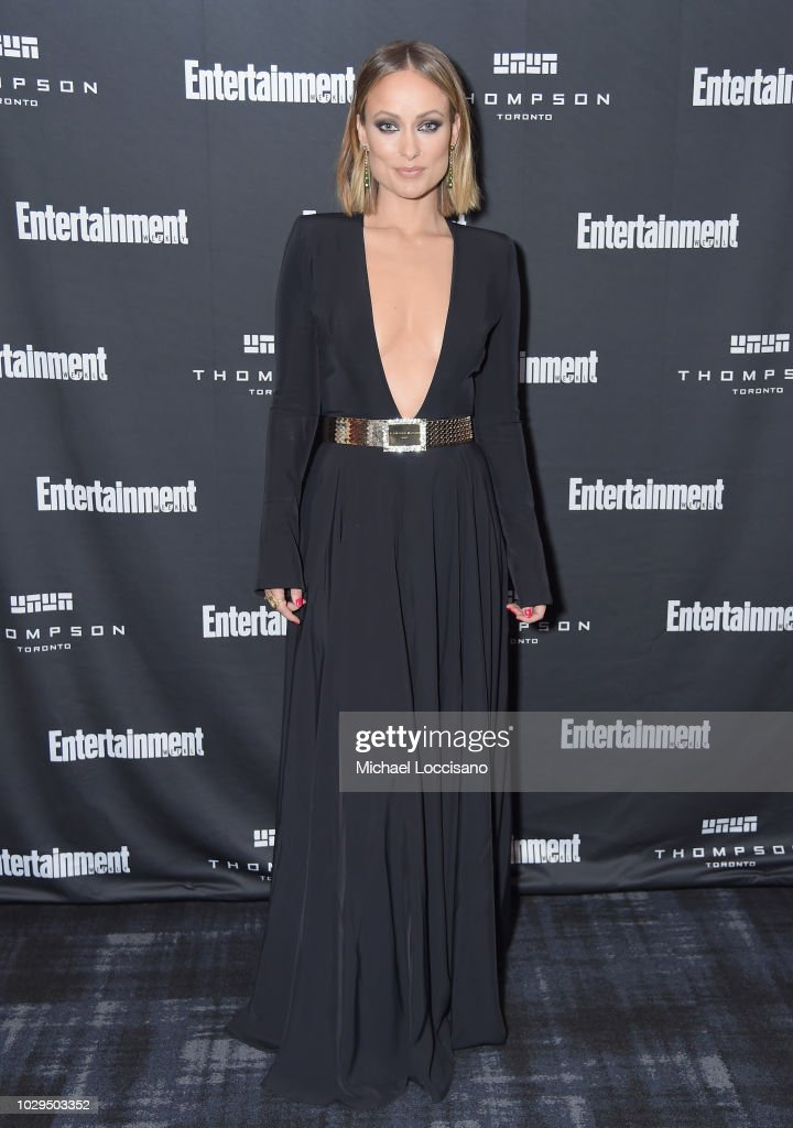 Entertainment Weekly's Must List Party At The Toronto International Film Festival 2018 At The Thompson Hotel : News Photo
