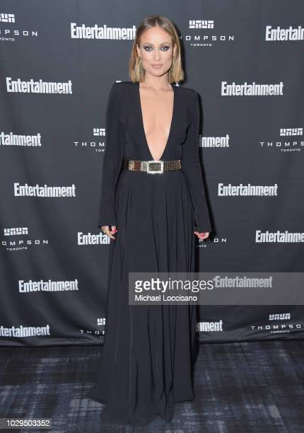Olivia Wilde attends Entertainment Weekly's Must List Party at the Toronto International Film Festival 2018 at the Thompson Hotel on September 8 2018...