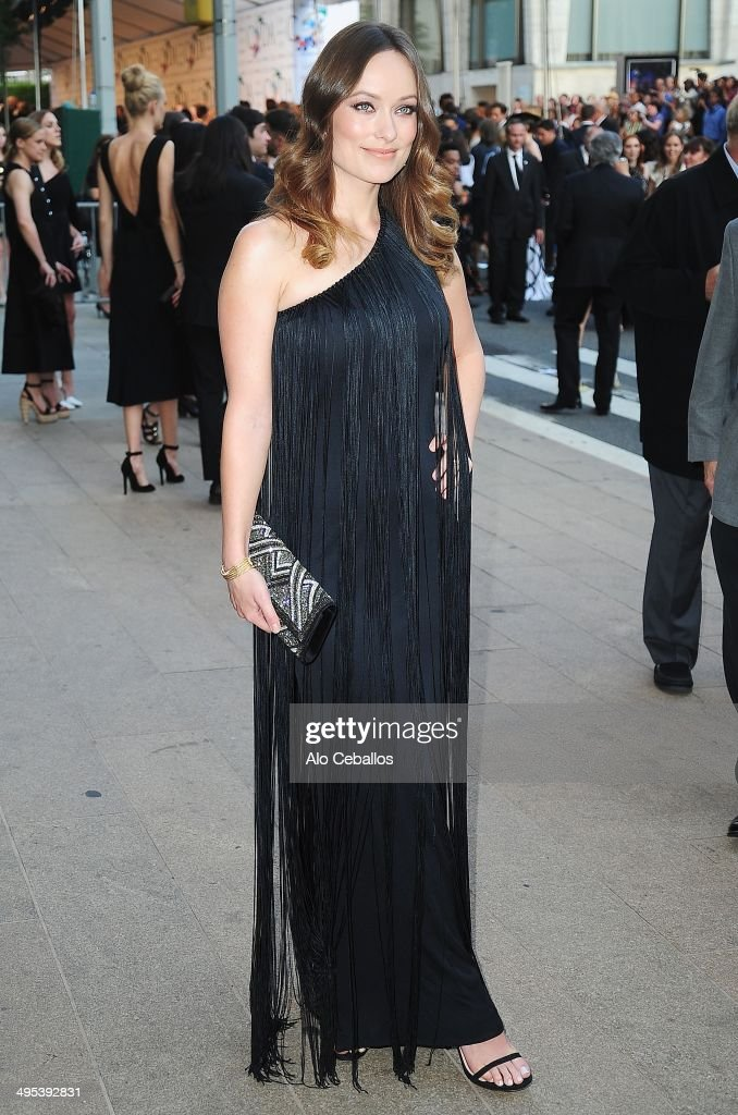 Olivia wilde attends the 2014 CFDA Fashion Awards>> at Alice Tully Hall, Lincoln Center on June 2, 2014 in New York City.