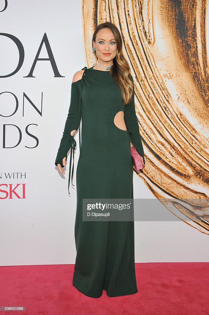 Olivia Wilde attends the 2016 CFDA Fashion Awards at the Hammerstein Ballroom on June 6, 2016 in New York City.
