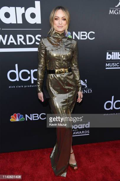 Olivia Wilde attends the 2019 Billboard Music Awards at MGM Grand Garden Arena on May 1, 2019 in Las Vegas, Nevada.