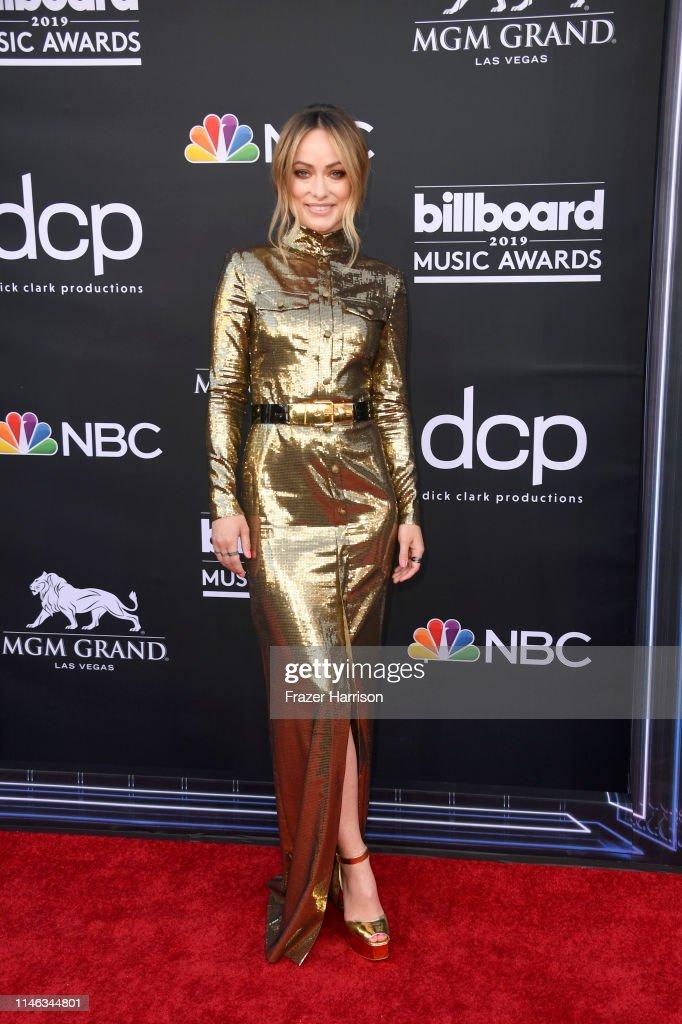 2019 Billboard Music Awards - Arrivals : Nachrichtenfoto