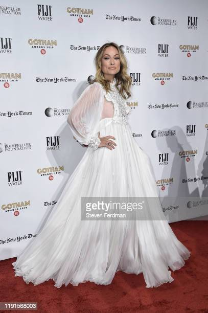 Olivia Wilde attends the 2019 IFP Gotham Awards at Cipriani Wall Street on December 02 2019 in New York City