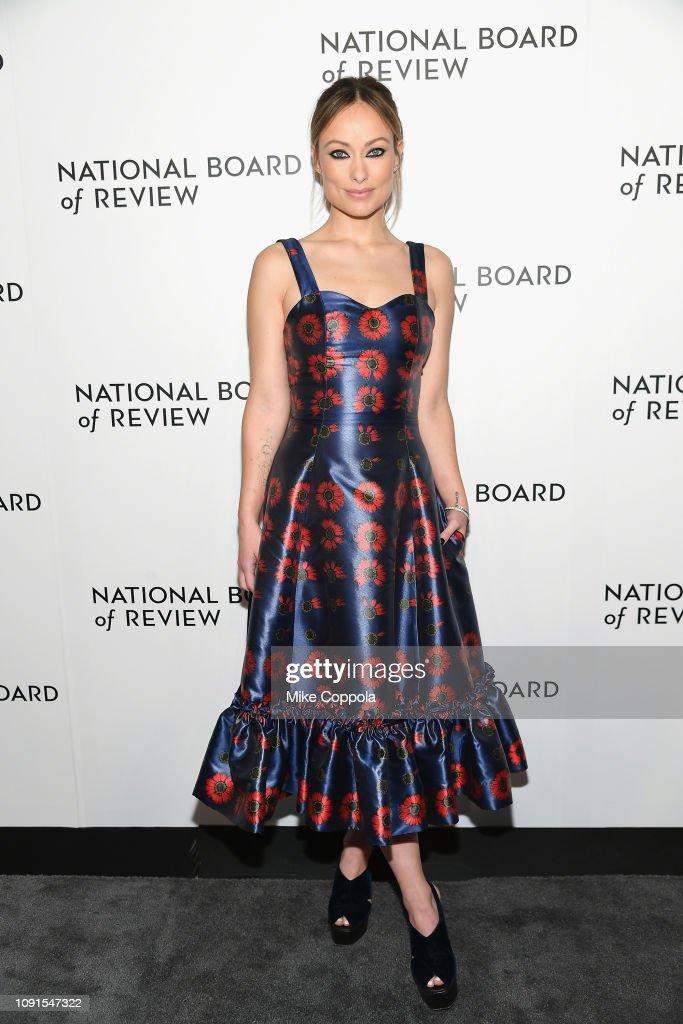 2019 National Board Of Review Gala : Nachrichtenfoto
