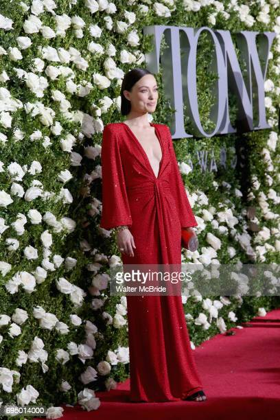Olivia Wilde attends the 71st Annual Tony Awards at Radio City Music Hall on June 11 2017 in New York City
