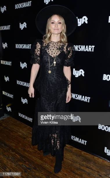 Olivia Wilde attends the afterparty for BOOKSMART World Premiere at SXSW Film Festival on March 10 2019 in Austin Texas