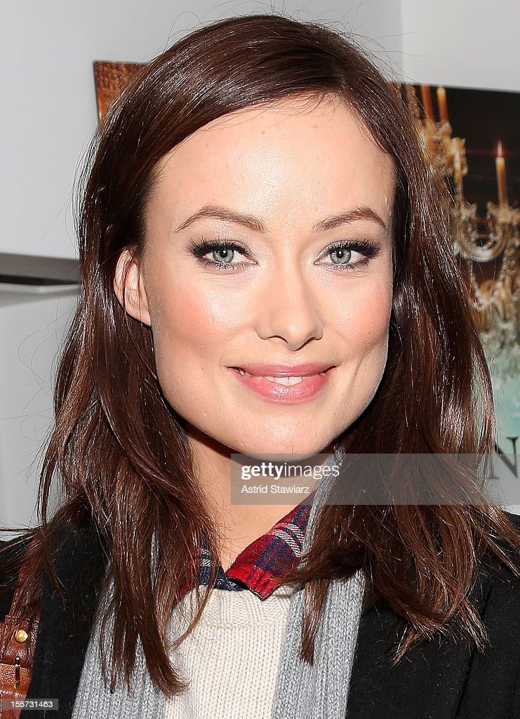 Olivia Wilde attends the 'Anna Karenina' New York Special Screening at Florence Gould Hall on November 7, 2012 in New York City.