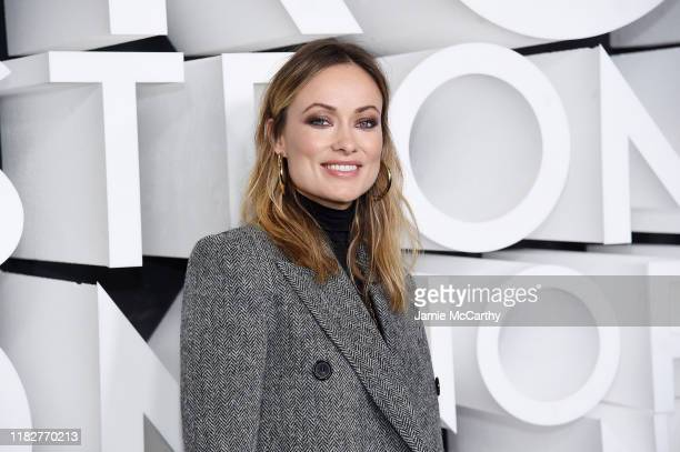 Olivia Wilde attends the Nordstrom NYC Flagship Opening Party on October 22, 2019 in New York City.