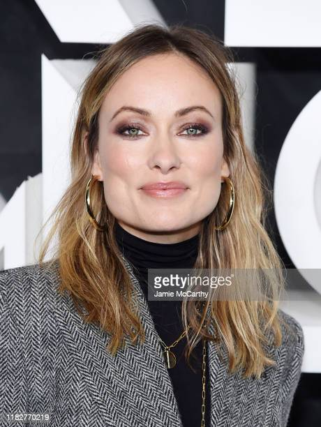 Olivia Wilde attends the Nordstrom NYC Flagship Opening Party on October 22 2019 in New York City