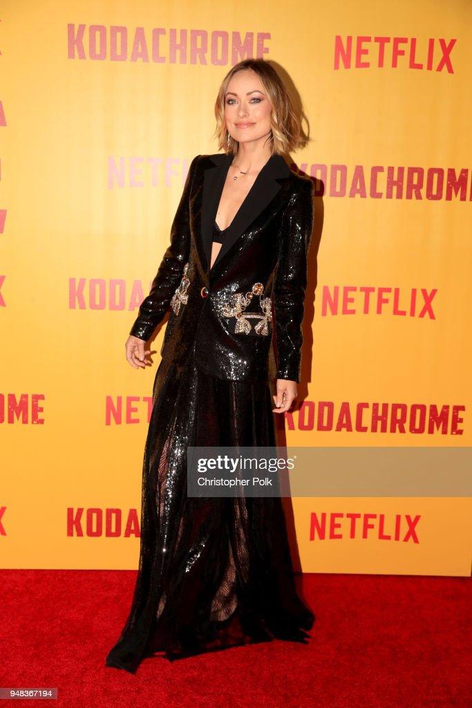 "Premiere Of Netflix's ""Kodachrome"" - Arrivals"