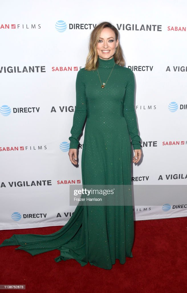 "Premiere Of Saban Films And DirecTV's ""A Vigilante"" - Arrivals : Nachrichtenfoto"