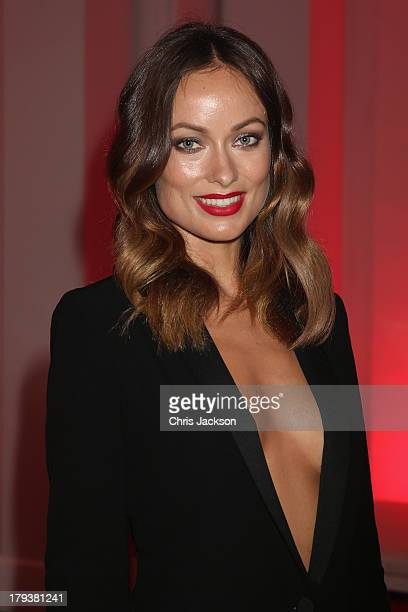 Olivia Wilde attends the Rush world premiere after party at One Marylebone on September 2 2013 in London England