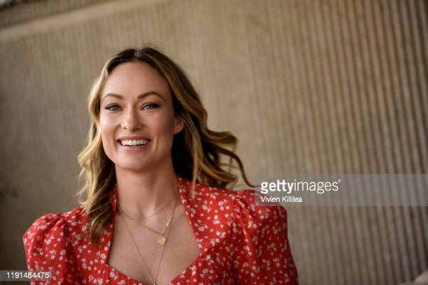 Olivia Wilde attends the Talking Pictures Screening of Booksmart at the 31st Annual Palm Springs International Film Festival on January 3 2020 in...
