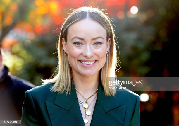 Olivia Wilde attends Variety's Creative Impact Awards and 10 Directors to Watch Brunch during the 30th annual Palm Springs International Film...