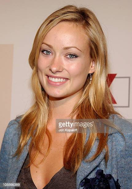 Olivia Wilde during 2004 Fox Fall Season Party at Central in West Hollywood California United States