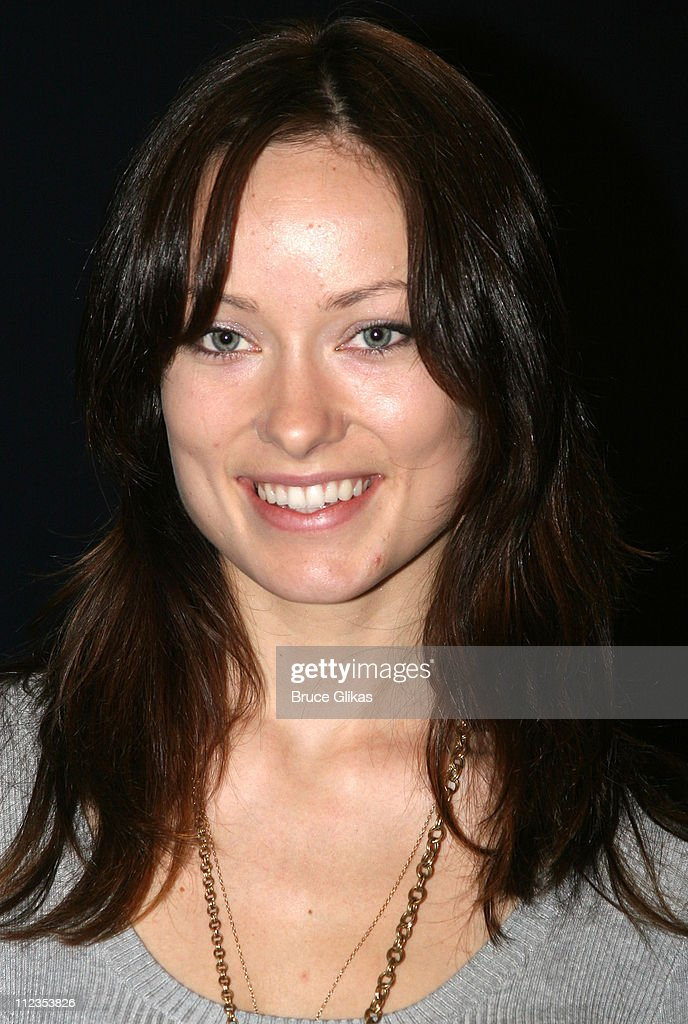 """""""The Black Donnellys"""" Olivia Wilde Rehearses Beauty on The Vine : News Photo"""