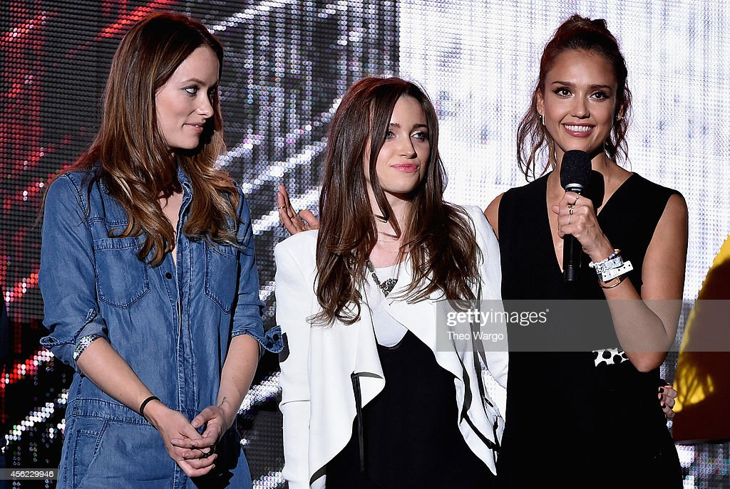2014 Global Citizen Festival In Central Park To End extreme Poverty By 2030 : News Photo