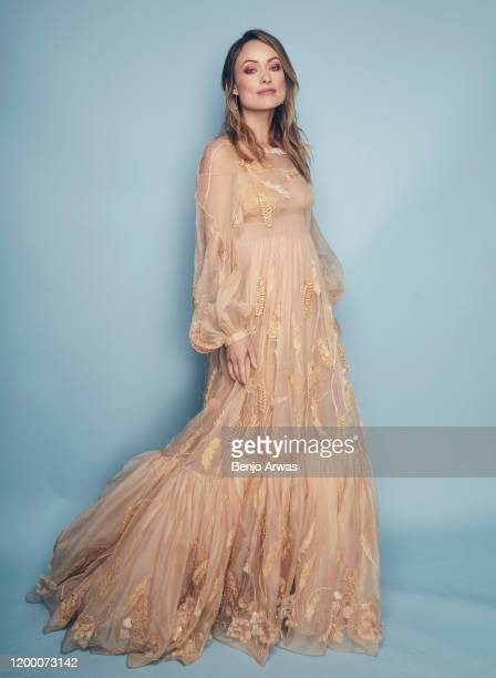 Olivia Wilde poses for a portrait during the 2020 Film Independent Spirit Awards on February 08 2020 in Santa Monica California